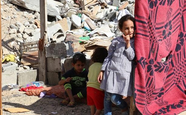 Palestine Gaza Strip