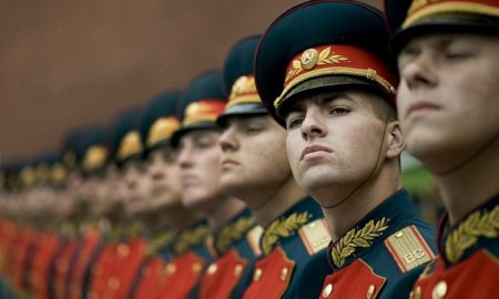 Russian Honor Guard
