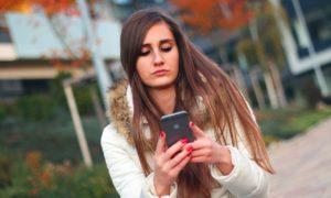 Texting Victims