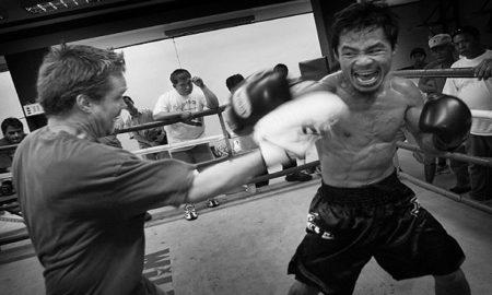 Pacquiao vs Mayweather