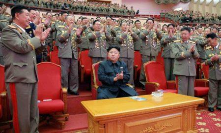 Kim Jong-Un Purges