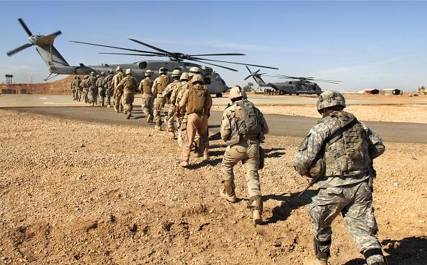 Iraqi Army ISIS