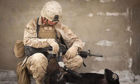 PTSD Study Marines