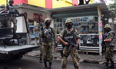 Operation Los Zetas Marines