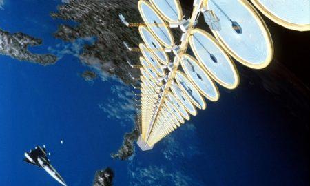 Wireless Energy Suntower