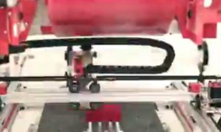 Disney's 3D Fabric Printer