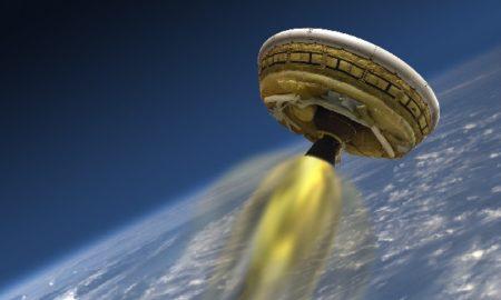 NASA's Flying Saucer