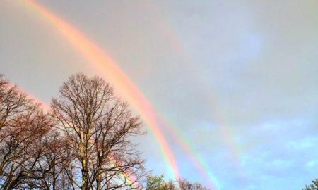 Quadruple Rainbow New York