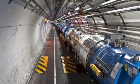Large Hadron Collider Record