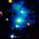 Quadruple Quasar Image