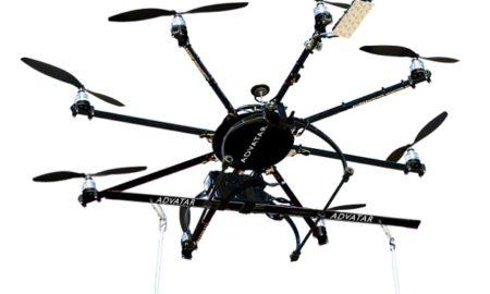 Hoov Advatar Drone-Vertising