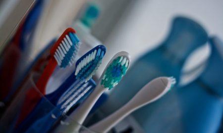 Toothbrush Fecal Matter Study