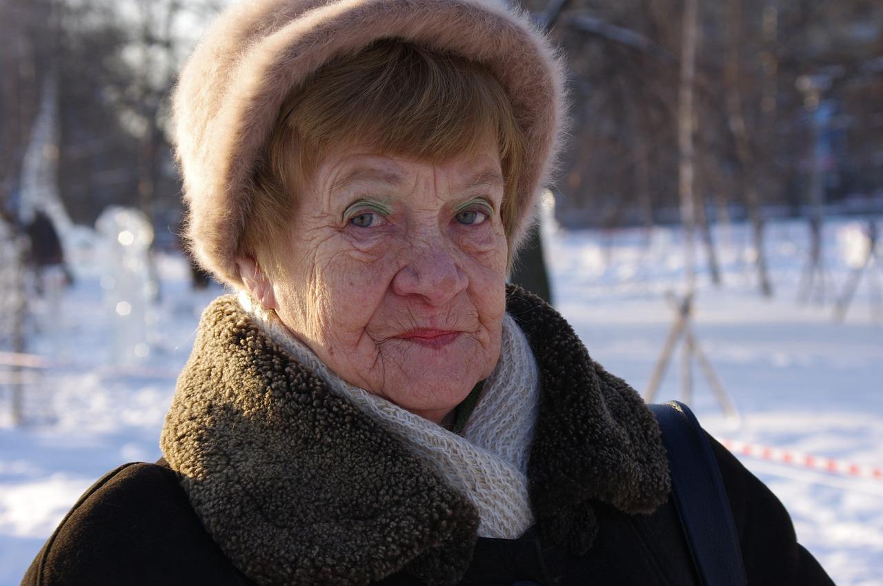 Фото молодых пенсионерок женщин 12 фотография