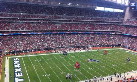 Houston Texans Football Stadium