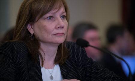 GM CEO Mary Barra