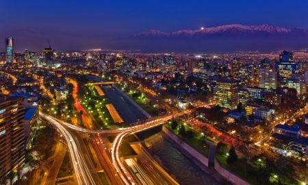 Santiago, Chile Earthquake
