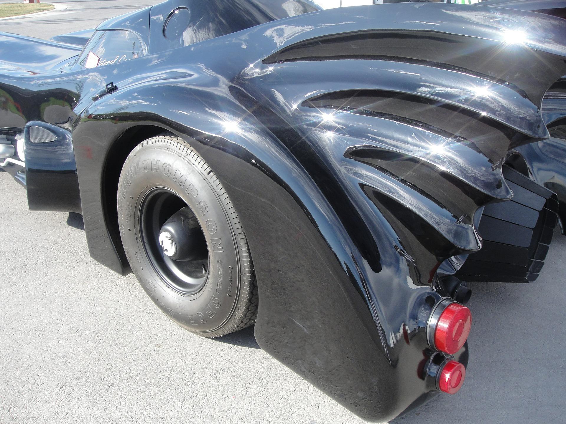 Batman Car (Bat Mobile)