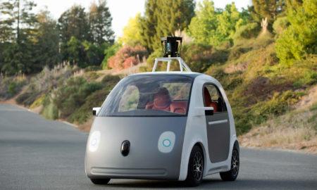Google Self-Driving Car Prototype