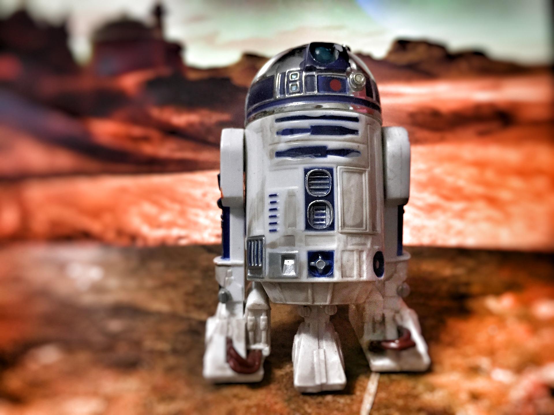 Star Wars R2D2 Toy