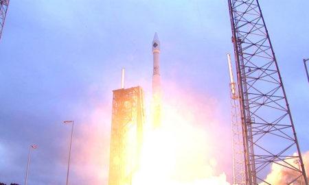 Cygnus Launch Picture