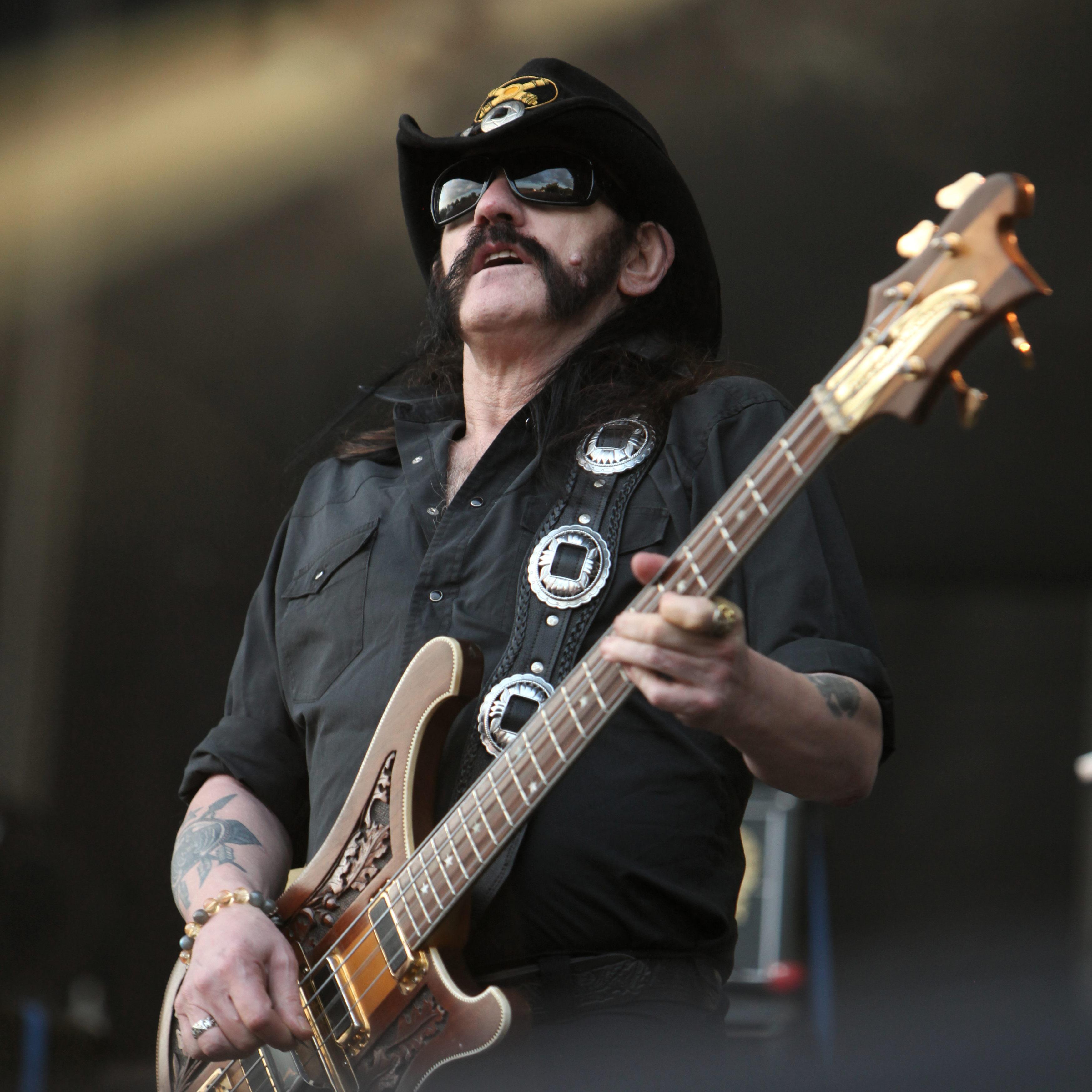 Lemmy From Motorhead