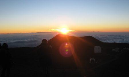 Mt Mauna Kea View