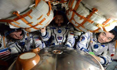 Expedition 45 Crew