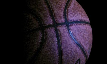 Dark Basketball Picture