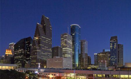 Houston, TX Skyline