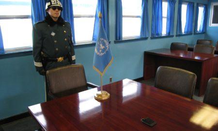 The Korean Border