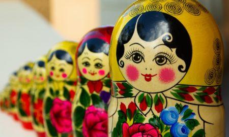 Matryoshka - Russian Dolls