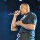 Dr. Dre On Stage