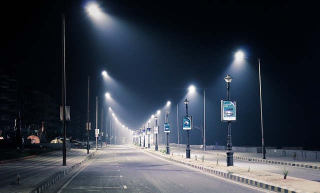 Chennai Streets Illuminated with 74000 LED Lights
