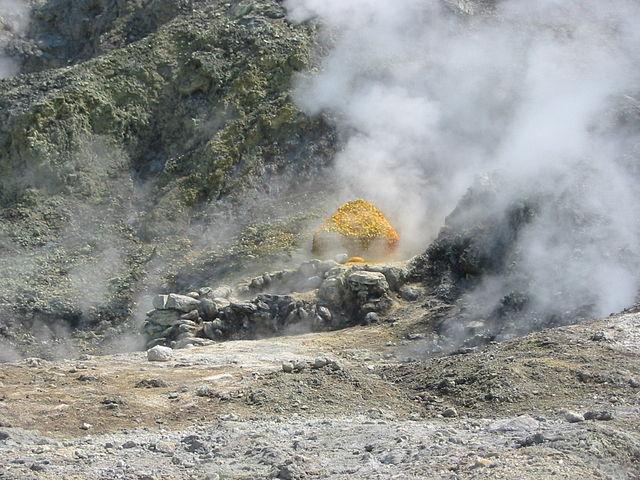 Campi Flegrei Supervolcano 2016