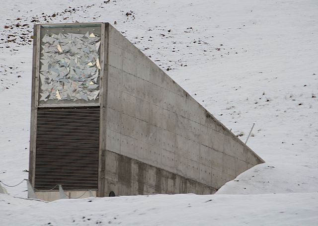 'Doomsday' seed vault meant to survive global disasters breached by climate change