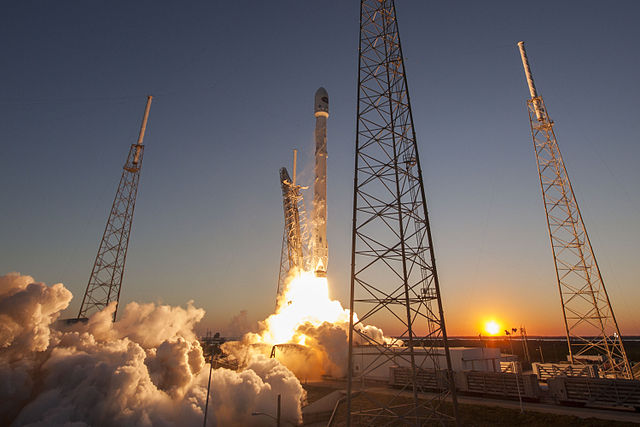 Watch SpaceX Launch Its Second Rocket in 48 Hours